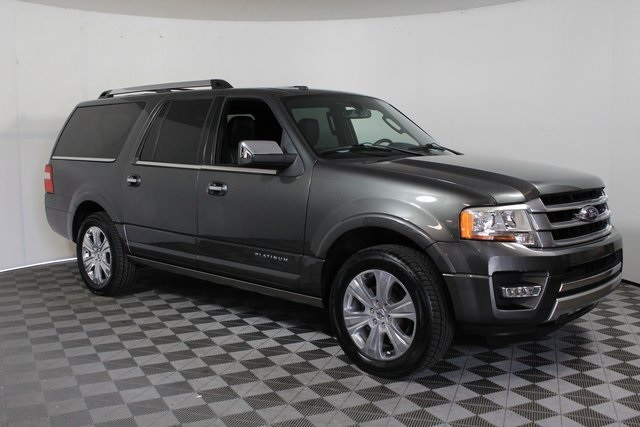 2016 Ford Expedition El >> Pre Owned 2016 Ford Expedition El Platinum With Navigation
